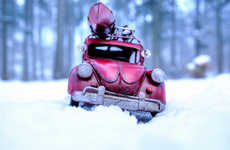 Miniature Motorcar Photos