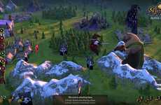 Fantasy Tablet Board Games - The 'Armello' iPad Game Combines Role-Play and Strategic Gaming