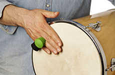 Sound-Producing Jewelry - Michiel Cornelissen Creates 3D-Printed Musical Accessories