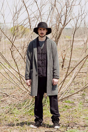 Boho Workwear Men's Fashion - The superNova Fall/Winter 2014 Lookbook is Inspired by American South