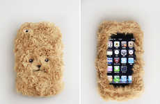 Dog-Faced Mobile Accessories