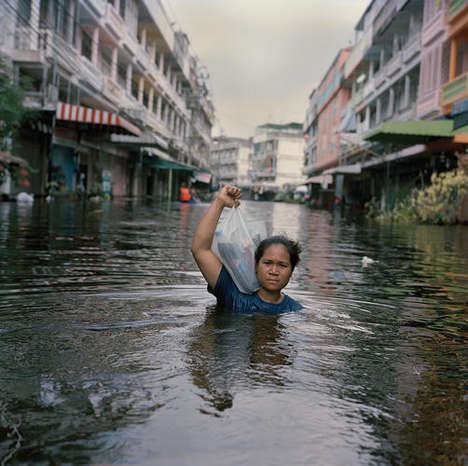 Humanizing Flood Victim Photos - The