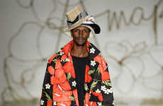 Eccentric Tropicana Menswear - The Amapo Spring/Summer 2015 collection