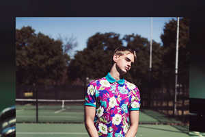 The Deuces Male Model Scene Exclusive is Tennis-Inspired