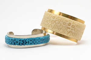 This Accented Bangle Tutorial Adds Individuality to Ordinary Accessories