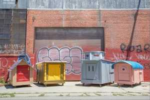 The Homelessness Project Uses Discarded Items to Provide Housing