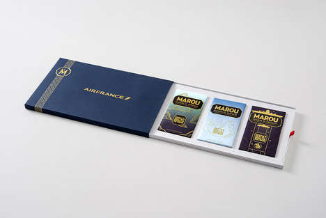 Decadent Airline Chocolates - Marou
