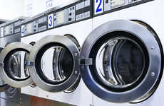 Shared Washer Subscriptions - A Washing Machine Rental Service Saves the Environment and Your Money