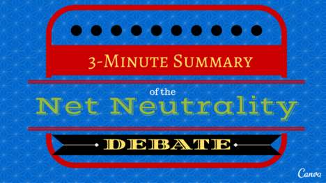 Explanatory Web Debate Videos - Hank Green Takes on the New Neutrality Debate in 3 Minutes