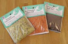 Hawaiian Herb Salts