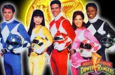 Ranger Revival Movies - Lionsgate is Set to Release a New Power Rangers Movie