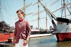 Preppy Boatside Editorials