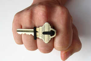 The KEON V1 is the Perfect Key Holder for Running