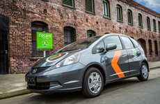 One-Way Shared Cars - The New Zipcar ONE>WAY Lets You Pick Up, Drive and Park Anywhere