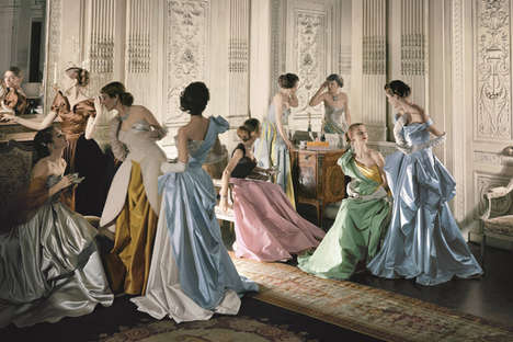 Competitive Corporate Fashions - The Charles James Revival is Expected to Compete with Chanel
