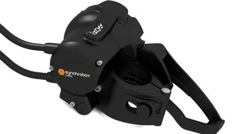 Uncomplicated Bicycle Gear Shifters - The Synchrobox Helps Cyclists Effortlessly Switch Gears