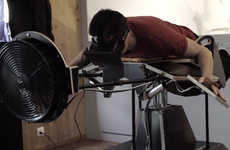 Avian Flight Simulators - The Birdly Simulator Lets You Experience What it's Like to Fly