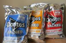 Mystery Chip Flavors - The Three New Doritos Jacked Flavors Are a Surprise