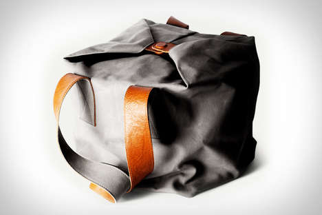 Hard Graft Cube Tote