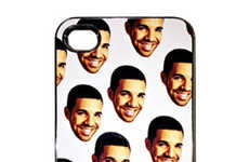 Rapper-Loving Tech Accessories - The O-Mighty Drake iPhone Case is Fit for the Star's Number One Fan