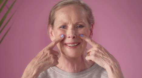 Inquisitive Mature Beauty Projects - The Beauty Project Explores Beauty as Defined by Older Women