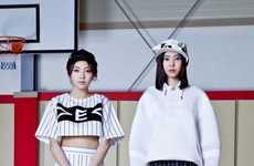 Sporty Collegiate Fashion