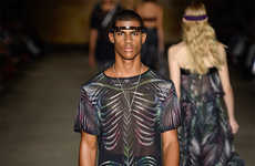 Tribal Surfer Menswear - The 2nd Floor Spring/Summer 2015 Collection Took Fashion Rio by Storm