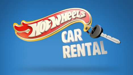 Toy Car Rental Agencies - Hot Wheels' Rental Car Agency Helps Determine the Hottest Models