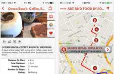Crowdsourced Tour Apps - 'Kamino' Suggests Places of Interest Based on Crowdsourced Information