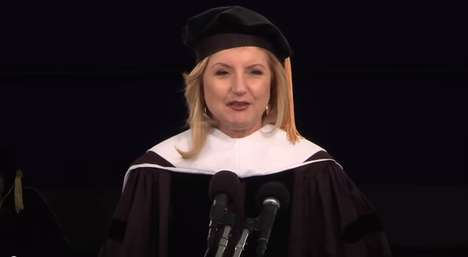 Redefining Success - Arianna Huffington