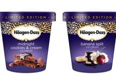 Decadent Summer Ice Creams - Häagen-Dazs' 2014 Limited Edition Ice Creams Simplify Fancy Desserts