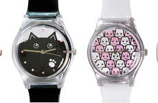 Adorable Anime Timepieces