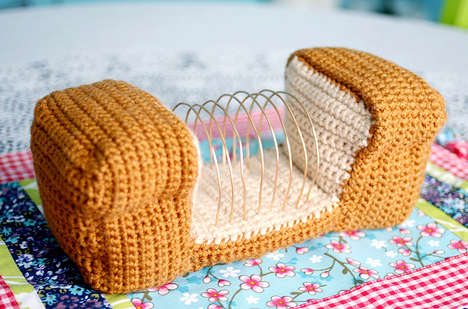 Quirky Carb Organizers - This DIY Divider is Creatively Shaped Like a Loaf of Bread