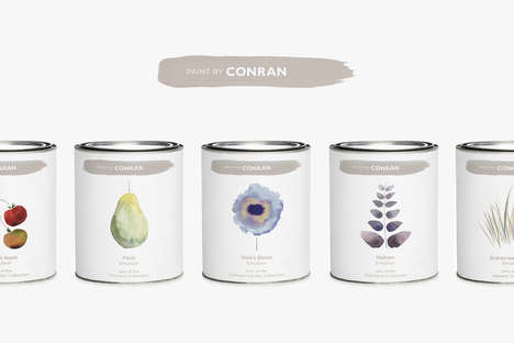 Naturalistic Paint Collections - Paint by Conran