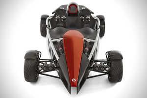 Get Behind the Wheel of the Luxury Ariel Atom 3.5R