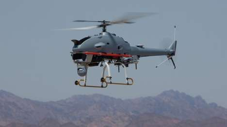 Versatile Autonomous Helicopters - The R-Bat Will Be Useful for Numerous Urban & Rural Applications