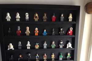 This LEGO Display Case is Perfect for Showing Off Your Toy Figurines