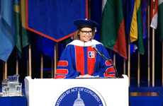 Reimagining Media - Katie Couric's 2014 Commencement Speech Discusses New and Old Media Ideas