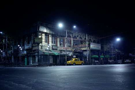 Indian Nightscape Photography - This Photo Series Captures Silent Nightscapes of Urban India