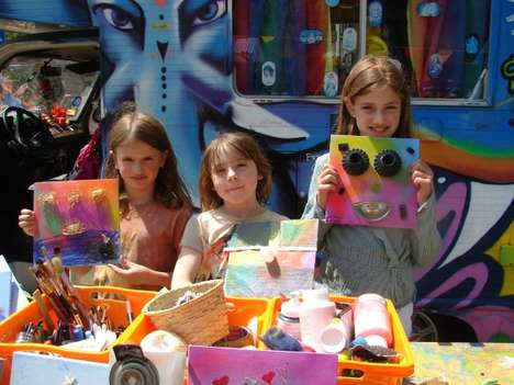 Artful Upcycling Initiatives - The Repair Kid Recycling Project Encourages Kids to Turn Old into New