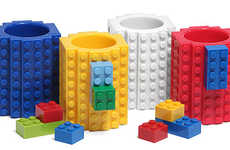 LEGO Shot Glasses