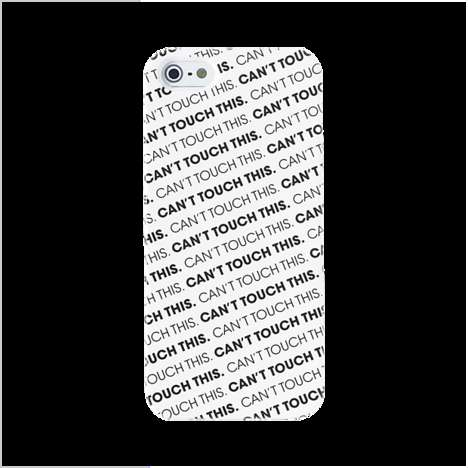 Nostalgic Hip-Hop Tech Accessories - These Kate Spade Saturday iPhone 5 Cases Feature Famous Lyrics