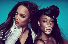ANTM's Chantelle Brown-Young Shows Changing Face of Beauty