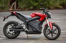 Trailblazing Electric Motorcycles - The 2014 Zero SR is at the Vanguard of Electric Bike Innovation