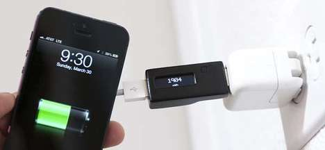 Accelerated Device Chargers - The Legion Meter is an Ultra Fast Phone Charger