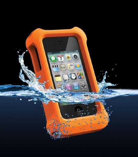 Life Preserver Phone Cases - This Lifeproof Case is Like a Mini Life Jacket to Help Your Phone Float
