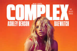 The Complex Magazine June/July 2014 Issue Features Ashley Benson