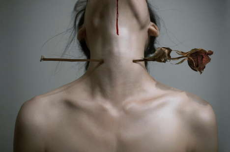 Oddly Erotic Photography - Yung Cheng Lin Captures Provocatively Surreal and Unusual Images