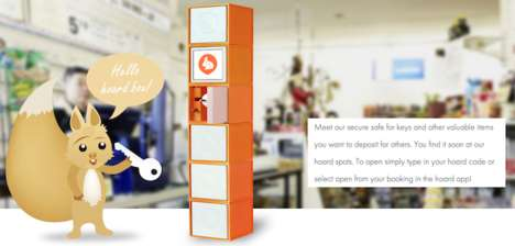 Micro-Sized Storage Services - Hoard is a Secure System for Sharing Keys and Other Small Items