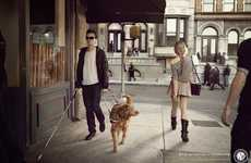 Canine Companion Ads - The International Guide Dog Federation Campaign Checks Things Out